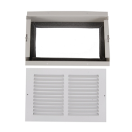 Amana PTAC Duct Extension Kit Terminal and Grille