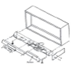 Sub-Base Extension Cover Kit